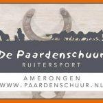 De Paardenschuur Ruitersport